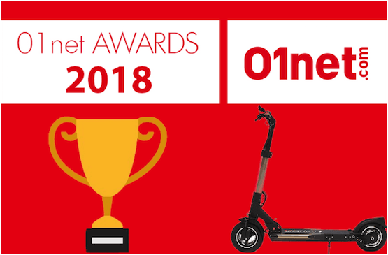 01Net Awards 2018